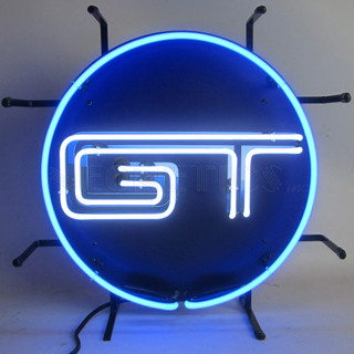 Small Ford GT Neon Sign