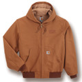 Chevrolet Carhartt Thermal Lined Brown Jacket
