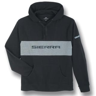 GMC Sierra Color Block Black Sweatshirt Hoodie