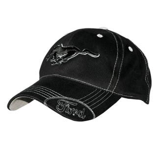 Mustang Black Hat