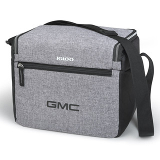 GMC Igloo 16 Can Cooler Gray Bag