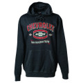 Chevrolet 100 Years Black Heather Hoodie