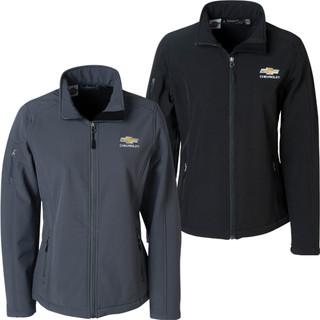Women's Chevrolet Bowtie Soft Shell Jacket