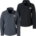 Women's Chevrolet Bowtie Soft Shell Jacket