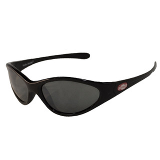 Chevrolet Vintage 1017 Driving Series Black Sunglasses