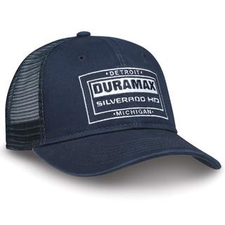 Chevrolet Silverado HD Duramax Navy Blue Hat