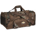 Chevrolet Bowtie Big Game Realtree Camo Duffle Bag