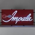 Small Chevrolet Impala Neon Sign