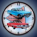 1960 Impala Clock
