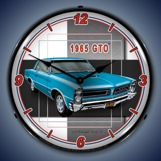 1965 Pontiac GTO Clock
