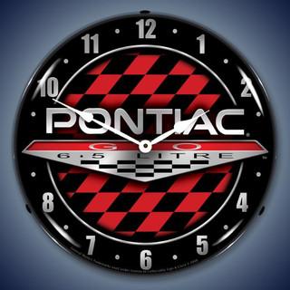 Pontiac GTO Clock