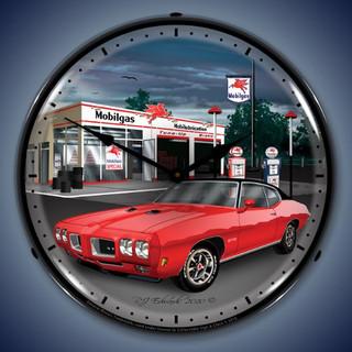 1970 Pontiac GTO Clock
