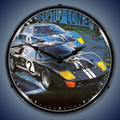 Ford GT 40 Clock