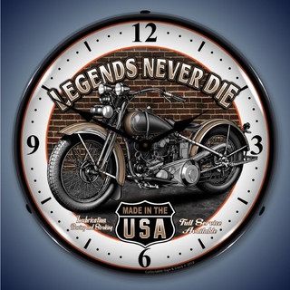 Legends Clock