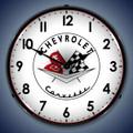 1956/1957 Corvette Clock