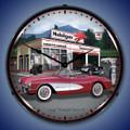 1957 Corvette Clock