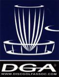 DGA  golf discs logo