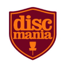 Discmania golf discs logo