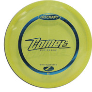 DISCRAFT Z COMET APPROACH DISC GOLF DISC