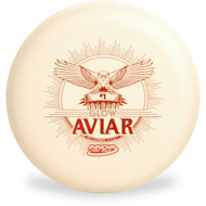 INNOVA DX GLOW AVIAR DISC GOLF PUTTER Front View