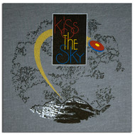 TWL T-SHIRT - KISS THE SKY MOUNTAINTOP DESIGN