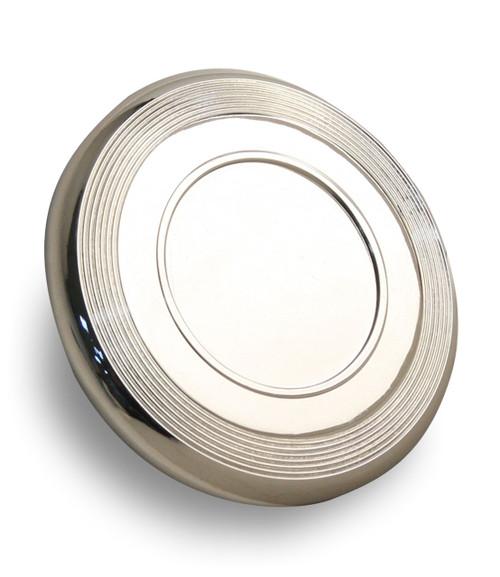 Metal Disc Golf Mini Marker Or Trophy, blank