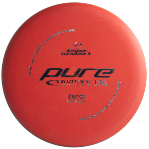 LATITUDE 64 ZERO HARD PURE DISC GOLF PUTTER
