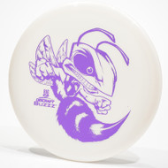 Discraft Big Z Buzzz White Top View