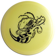 DISCRAFT Z ZOMBEE FAIRWAY DRIVER GOLF DISC - BIG Z DESIGN