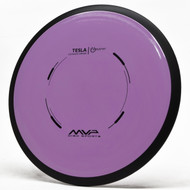 MVP NEUTRON TESLA DISC GOLF DRIVER, purple
