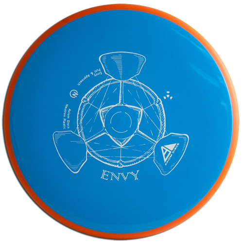 AXIOM NEUTRON ENVY DISC GOLF MID-RANGE DRIVER