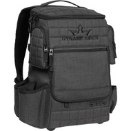 DYNAMIC DISCS RANGER DISC GOLF BAG - BACKPACK STYLE - Heathered Gray