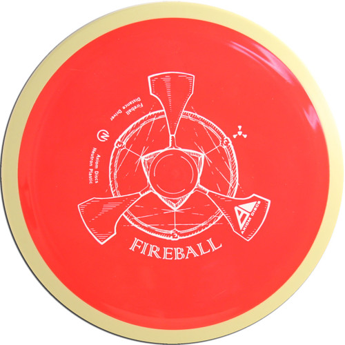 AXIOM NEUTRON FIREBALL DISTANCE DRIVER