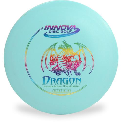 Innova DX Dragon Disc Golf Driver ÌÎÌ_Ì´åÇÌÎÌ__ÌÎÌ_ÌÎ_ÌÎÌ_Ì´åÌÎÌ_ÌÎ_ÌÎÌ_Ì´å« Floats in Water! 160g Front View
