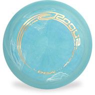 DGA RDGA LINE ROGUE - 150 Class Lightweight Driver Golf Disc Top View
