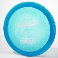 Innova Thunderbird Champion Metal Flake Blue Top View