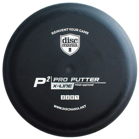 DISCMANIA X P2 PSYCHO PUTT AND APPROACH GOLF DISC