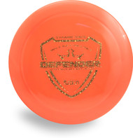 DYNAMIC FUZION DEFENDER DISC GOLF DRIVER