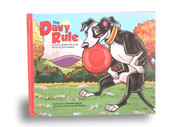 The DAVY RULE PICTURE BOOK - Disc & Frisbee Themed Story for Kids