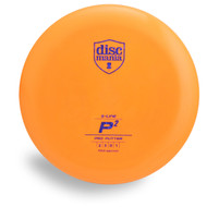 DISCMANIA S P2 DISC GOLF PUTT AND APPROACH DISC