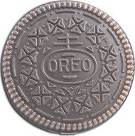THE OREO COOKIE FLYING DISC