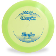Innova CHAMPION SHRYKE Disc Golf Driver Green Top View