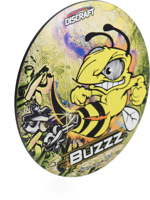 DISCRAFT BIG Z SUPERCOLOR BUZZZ MINI DISC GOLF MID-RANGE