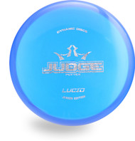 DYNAMIC DISCS LUCID JUNIOR JUDGE MINI GOLF DISC