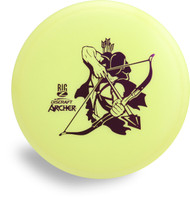 DISCRAFT BIG Z ARCHER DISC GOLF MID-RANGE