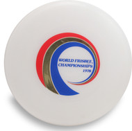 WHAM-O 40 MOLD FROM THE 1978 WORLD FRISBEE CHAMPIONSHIPS
