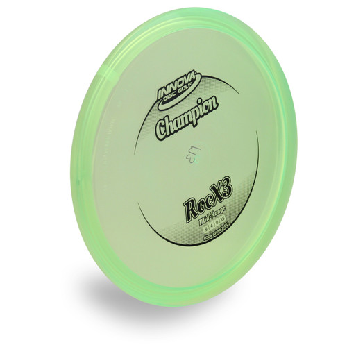 INNOVA CHAMPION ROCX3 - PROTO STAMP FIRST RUN DISC GOLF MID-RANGE