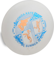 WHAM-O 80 E MOLD ANACONDA-KAYE SPORTS PROMOTION CUSTOM FRISBEE