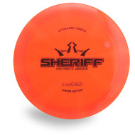 DYNAMIC DISCS LUCID JUNIOR SHERIFF MINI GOLF DISC