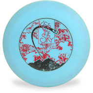 DISCRAFT DISC GOLF D XL 1996 KISS THE SKY 168g